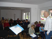 "English Classes in ""Betanija"" Church"
