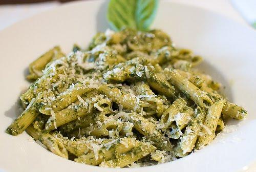 Forte' Fat: Chicken Penne Pasta with Pesto Cream