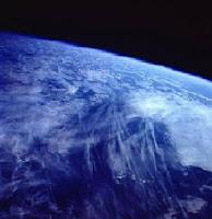 scie chimiche dallo spazio