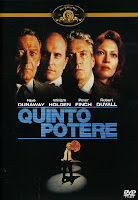 Quinto Potere, locandina, Network