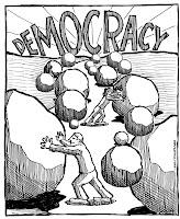 democrazia, illusione