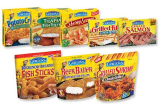 Annies home gortons seafood giveaway 5 winners for Gortons fish sticks