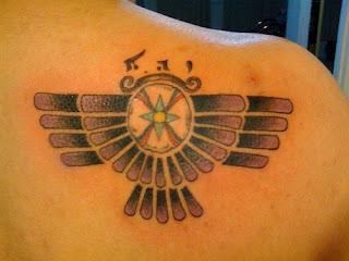 Neopagan ink assyrian ink for Neo pagan tattoos