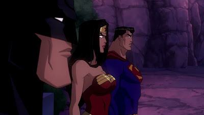 Batman Superman and Wonder Woman