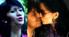 Ciuman Tertunda Ikang Fawzi untuk Christine Panjaitan.