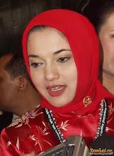 Marissa Haque Wakil Gubernur