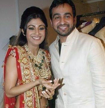 Shilpa Shetty engagement pics