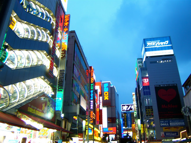 akihabara blue