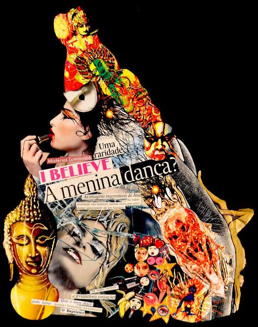 uma raridade mistérios luminosos i believe... a menina dança?