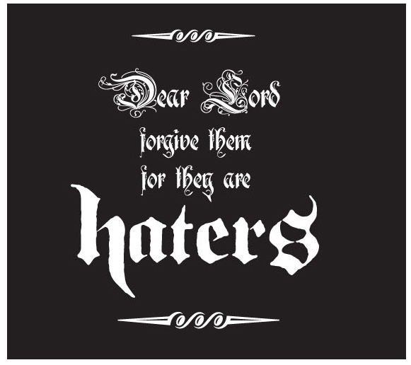 sassy quotes about haters
