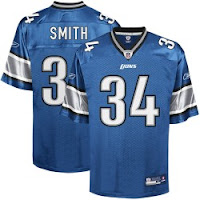 Purchase Your Lions Kevin Smith Jersey Today!