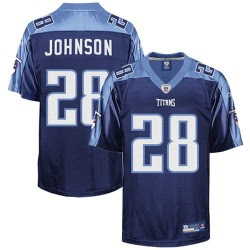 Purchase Your Titans Chris Johnson Jersey Today!