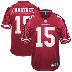 Get Your Michael Crabtree Jersey at www.footballfanatics.com!
