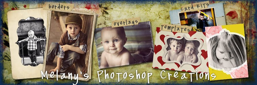 Melany's Photoshop Creations