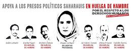 PRESOS POLÍTICOS SAHARAUIS EN HUELGA DE HAMBRE