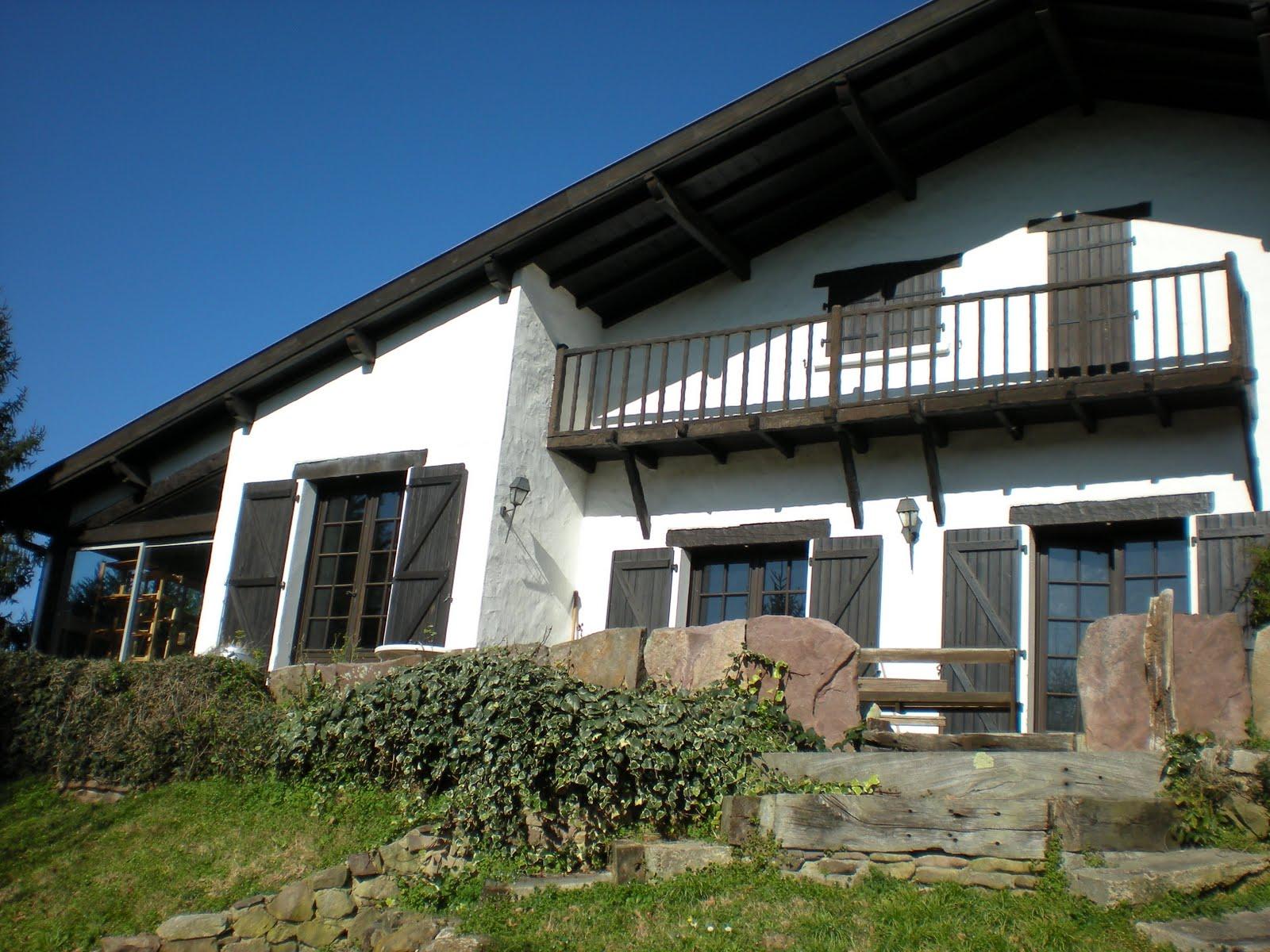 carnet de r novation d 39 une maison au pays basque juin 2010. Black Bedroom Furniture Sets. Home Design Ideas