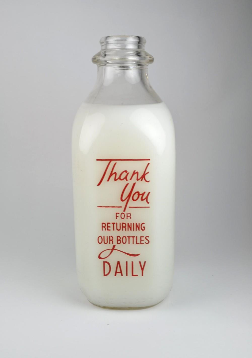 Old Dairy Milk Bottles 50