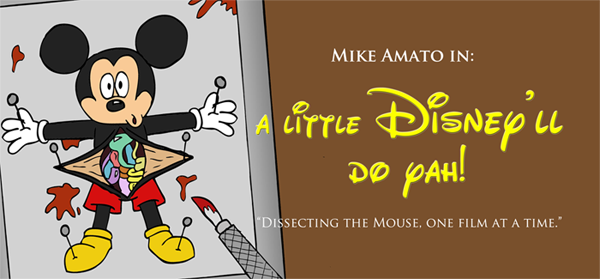 Mike Amato in: A Little Disney&#39;ll Do Yah