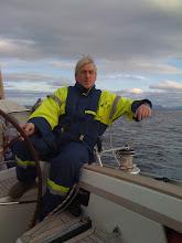 På tur i fra Finnøy i November 2009