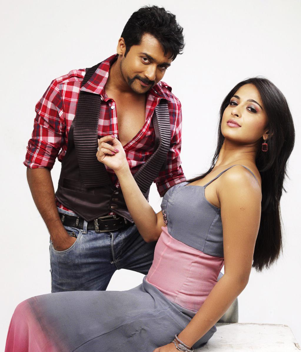 Singam 2 stills surya with anushka anushka shetty hot cinema actress anushka shetty with picture 497577 actress anjali in yamudu 2 singam 2 altavistaventures Gallery