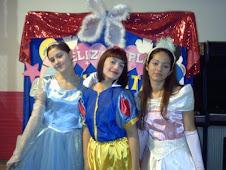 También animación princesas