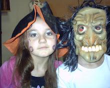 Mounstruos y brujas