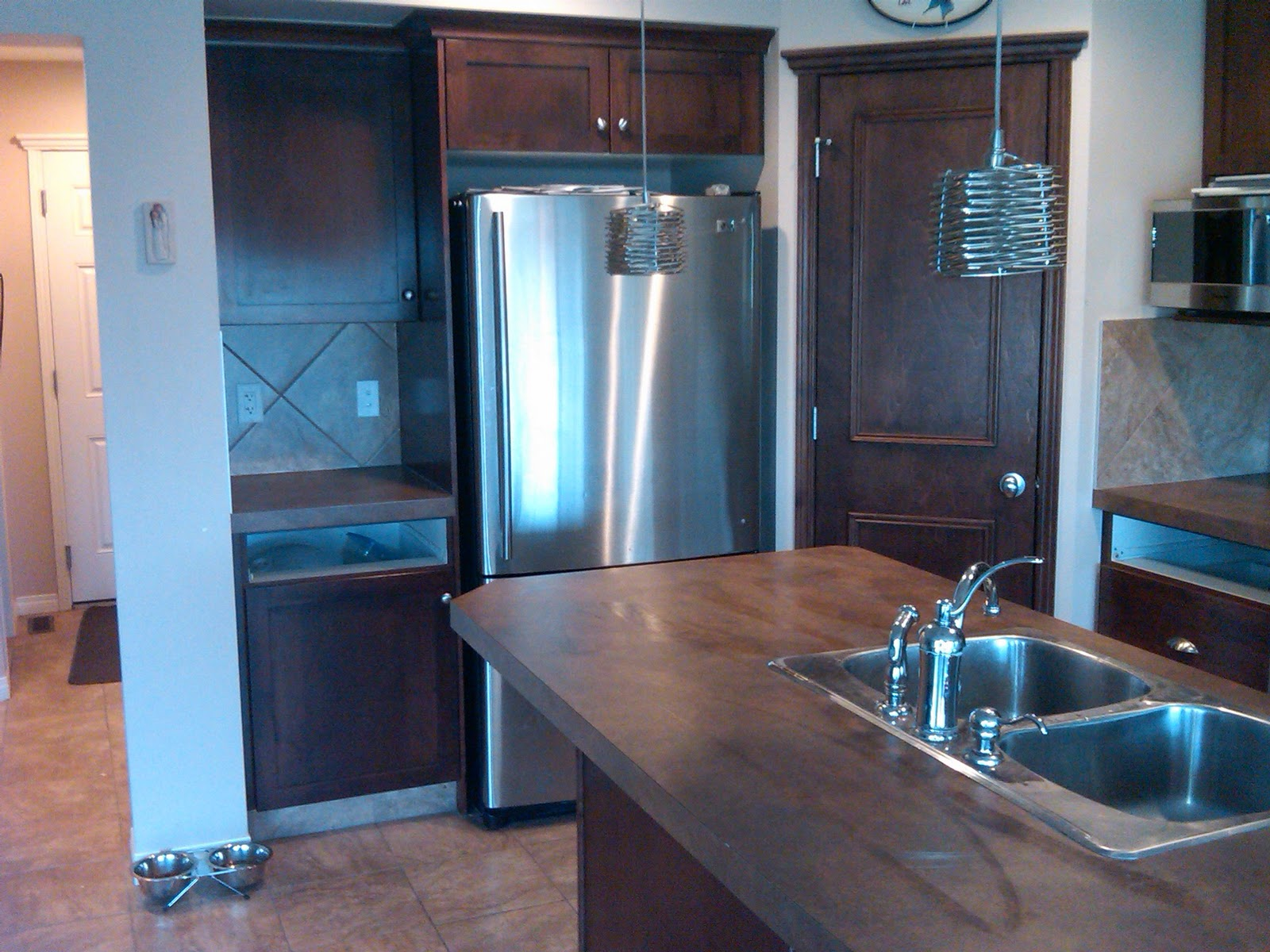 Live, Laugh, Love, SHOP!!!: MY NEW KITCHEN!!!!! Before & After