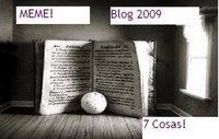Premio blog 2009
