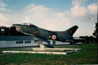 FIAT G91 BA6 1989