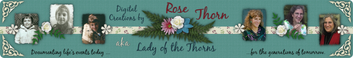 Creations by Rose Thorn