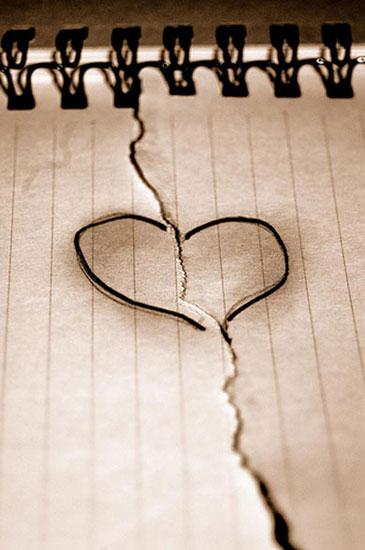 de amor. de amor y de sombra