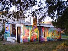 Pintada junto a Mujeres Muralistas de Moreno- y Vecinos de San Carlos.Mdq -2006