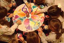 Mandalas y cuadros para fiestas