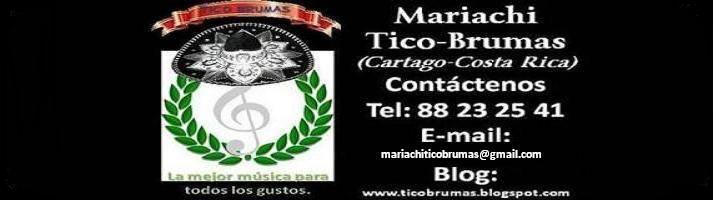 Mariachi Tico - Brumas (Cartago - Costa Rica)