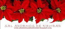 SAL ADORNOS DE NAVIDAD