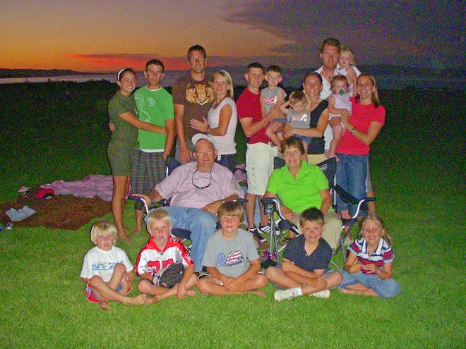Zac's Family