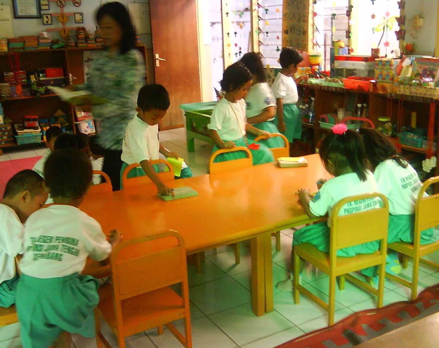 Pembelajaran Terpadu Paud Share The Knownledge