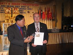 Emiel Denys Thailand 2007