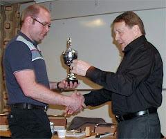 Mathias Löfgren - 1:a plats Zonmästerskapet sportklass, 2:a plats SM - Sportsklass