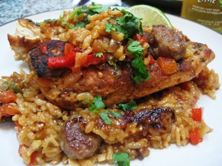... cuban spiced chicken thighs cuban spiced chicken thighs over rice