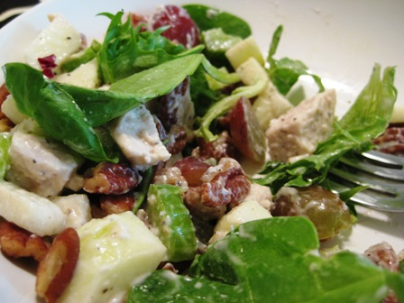 Cafe Groenhout: Skinny Chicken Waldorf Salad
