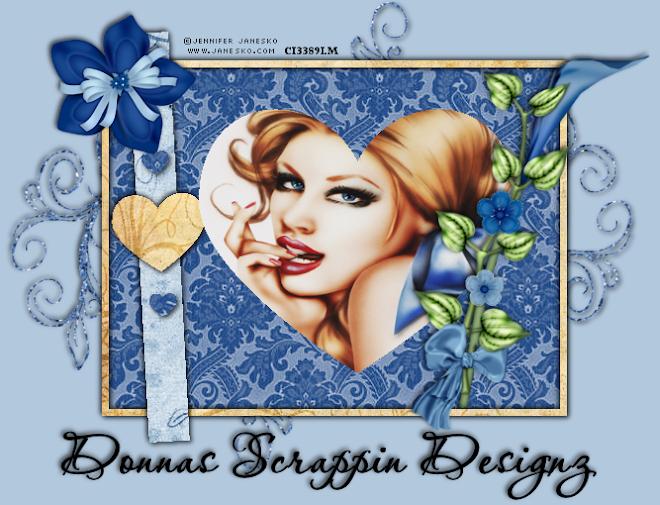 Donnas Scrappin Designz