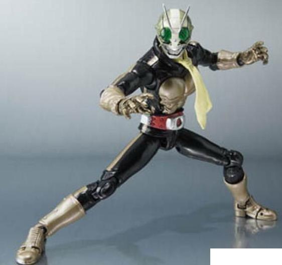 Foto Review Kamen Rider Model