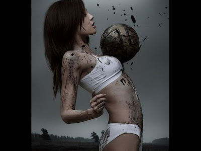hot girl soccer wallpaper 2