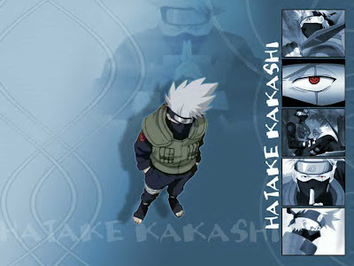 fine art hatake kakashi wallpaper