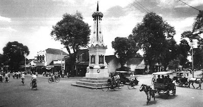 1950 jogja tugu photo