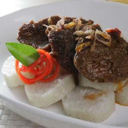 Recipes - Rendang for Lebaran - bakdo
