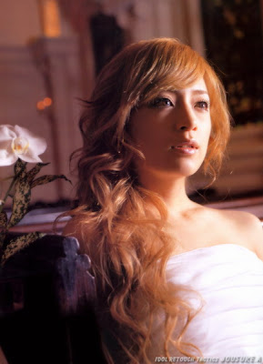 Ayumi Hamasaki fine art online photo gallery