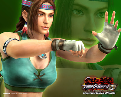 tekken tag 5 - 6 wallpaper game review