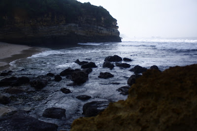 jogja beach photo picture